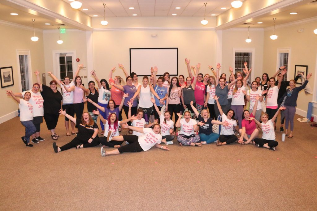 Orlando Dog Mom yoga retreat