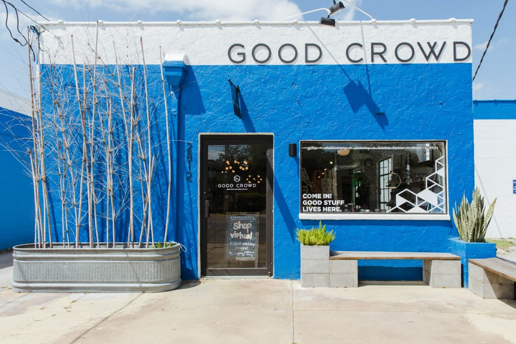 Good Crown Store Front